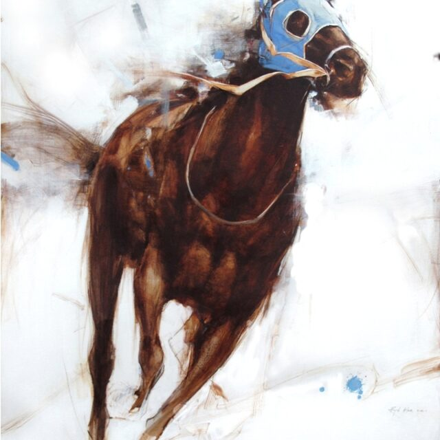 blue cape_ oil on canvas_48x60 inches